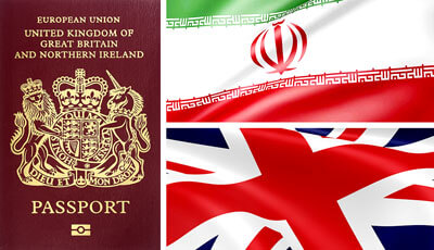 Iran Visa for British